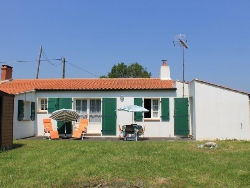 Location vacances Machecoul -  Maison - 5 personnes - Barbecue - Photo N° 1