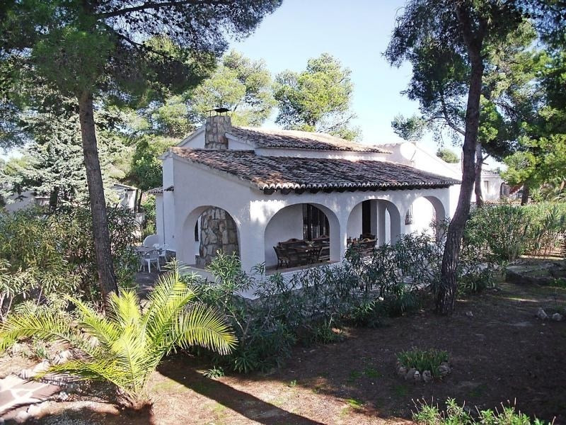 Location vacances Jávea/Xàbia -  Maison - 6 personnes - Jardin - Photo N° 1