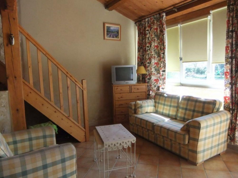 Location vacances Lapalud -  Gite - 4 personnes - Barbecue - Photo N° 1