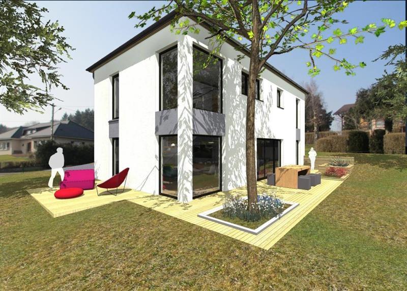 """Modèle de maison  """"Maison performante avec double hauteur"""" à partir de 5 pièces Moselle par INNOV'HABITAT"""