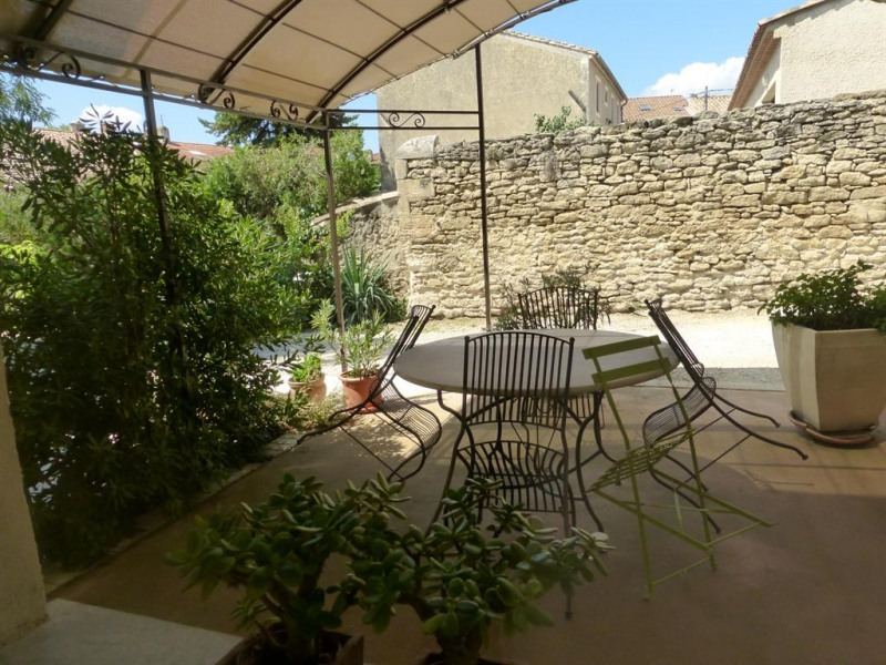Holiday rentals Pujaut - Apartment - 4 persons - Deck chair - Photo N° 1