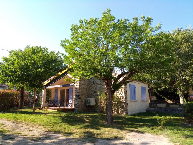 Ferienwohnungen Chauzon - Hütte - 5 Personen - Grill - Foto Nr. 1