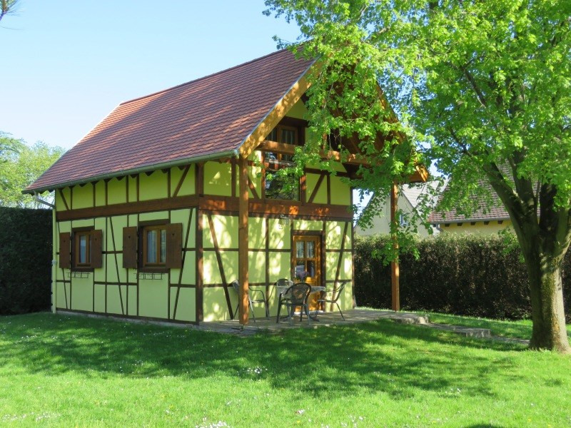 Holiday rentals Griesheim-près-Molsheim - Cottage - 4 persons - BBQ - Photo N° 1