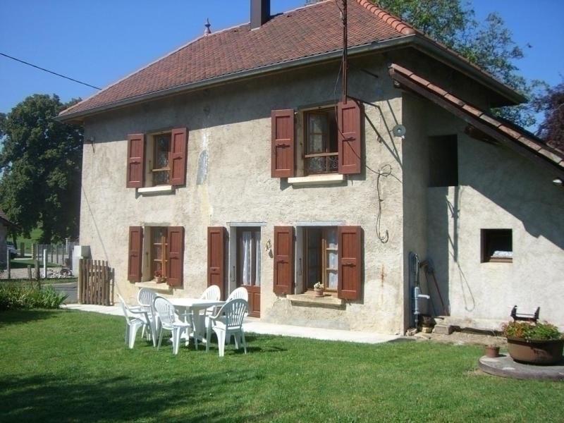 Location vacances Velanne -  Maison - 5 personnes - Barbecue - Photo N° 1