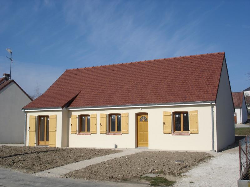 Maison  5 pièces + Terrain 580 m² Mareau-Aux-Prés par NUEVA HOME LE NOUVEAU CHEZ SOI