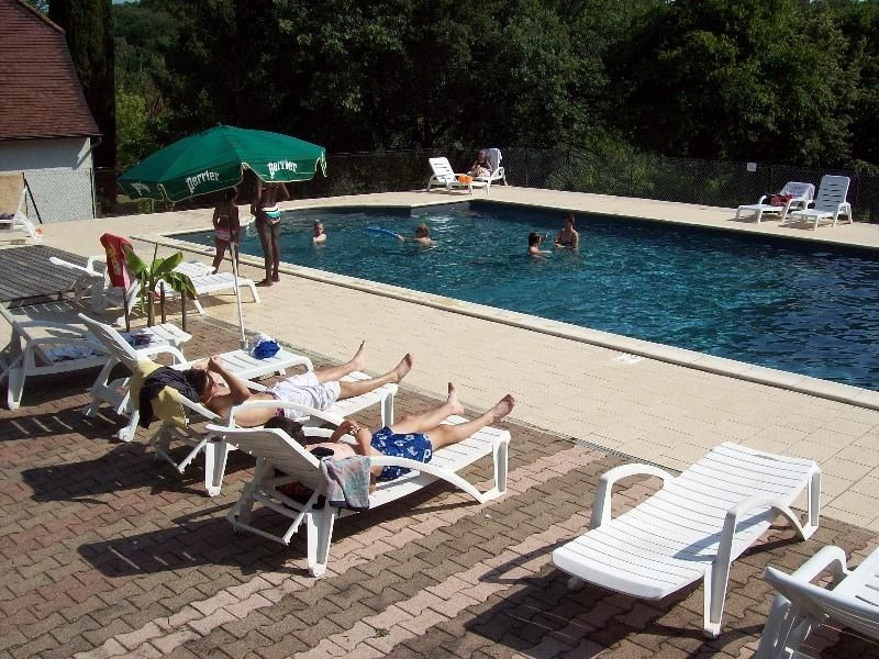Camping LA GARRIGUE, 30 emplacements, 20 locatifs
