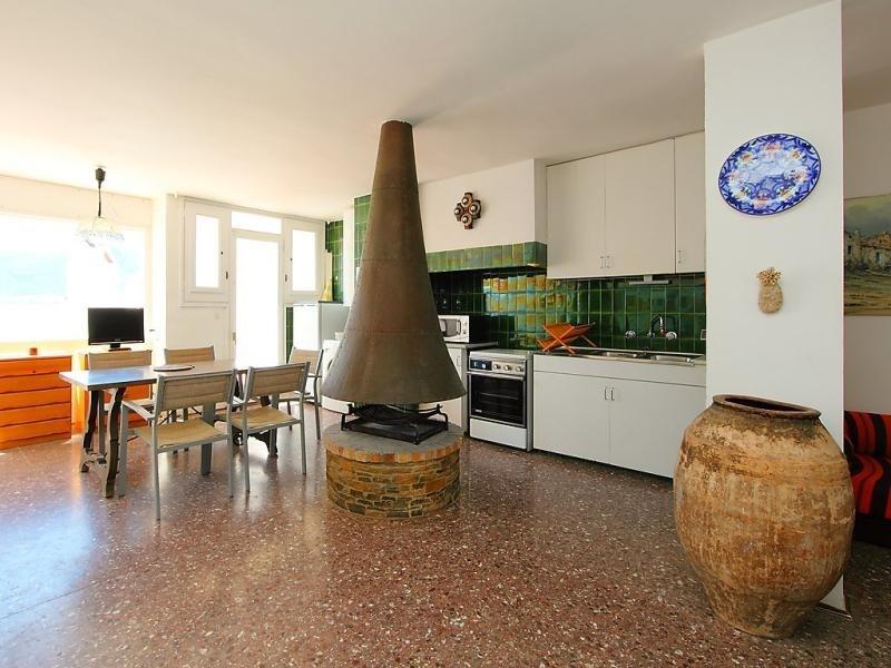 Location vacances el Port de la Selva -  Appartement - 5 personnes - Télévision - Photo N° 1