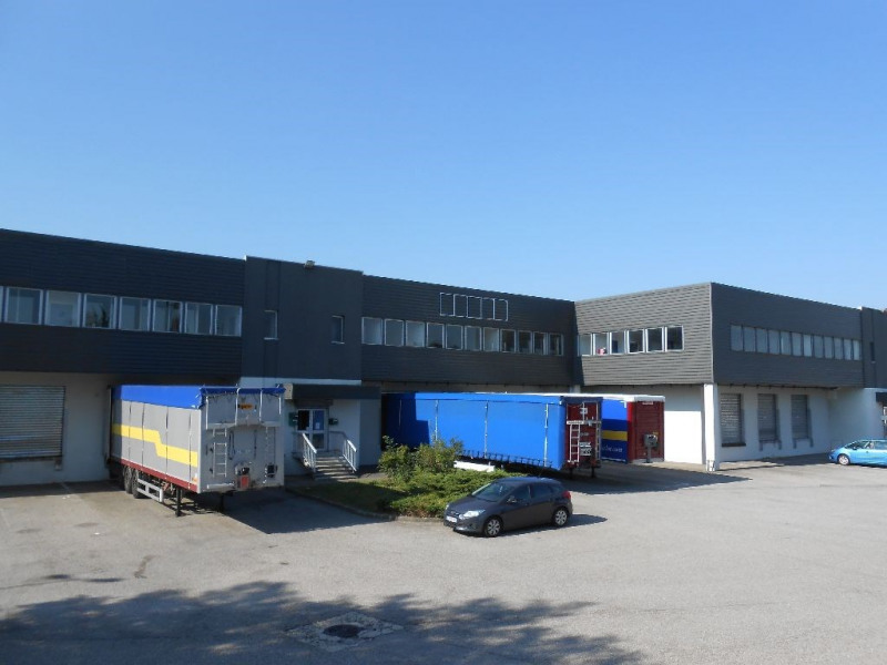 Location entrep t saint laurent de mure 69720 entrep t saint laurent de mure de 2434 m - Garage saint laurent de mure ...