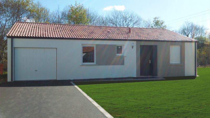 Maison  5 pièces + Terrain 450 m² Cholet par Maisons Phenix Angers