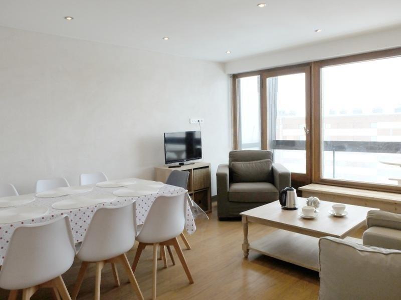 Location vacances Tignes -  Appartement - 7 personnes - Télévision - Photo N° 1