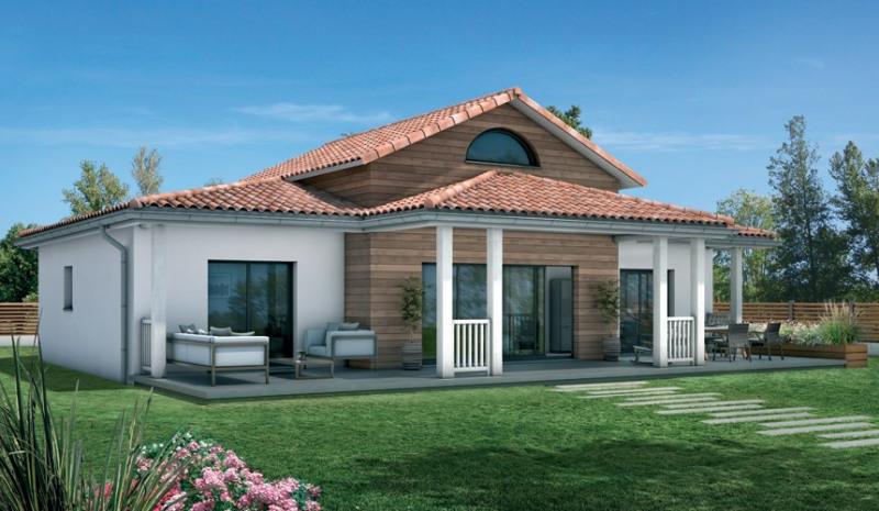 Maison  4 pièces + Terrain 800 m² Audenge par MAISONS SANEM