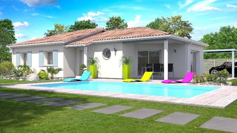 Maison  5 pièces + Terrain 422 m² Muret par SIC HABITAT