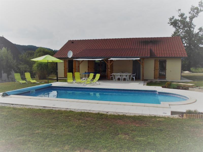 Le Val'Clément - Maison 8 personnes avec piscine privée - Le Pescher