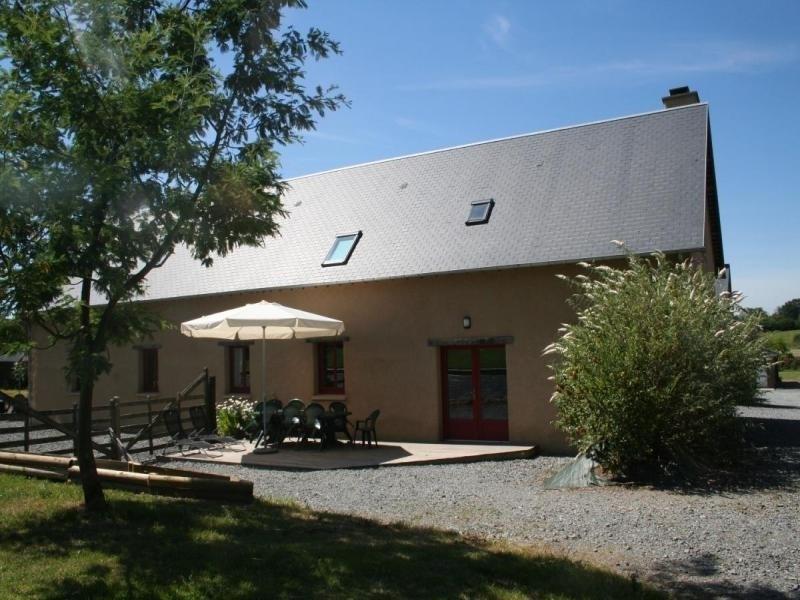 Location vacances Marchésieux -  Maison - 8 personnes - Barbecue - Photo N° 1