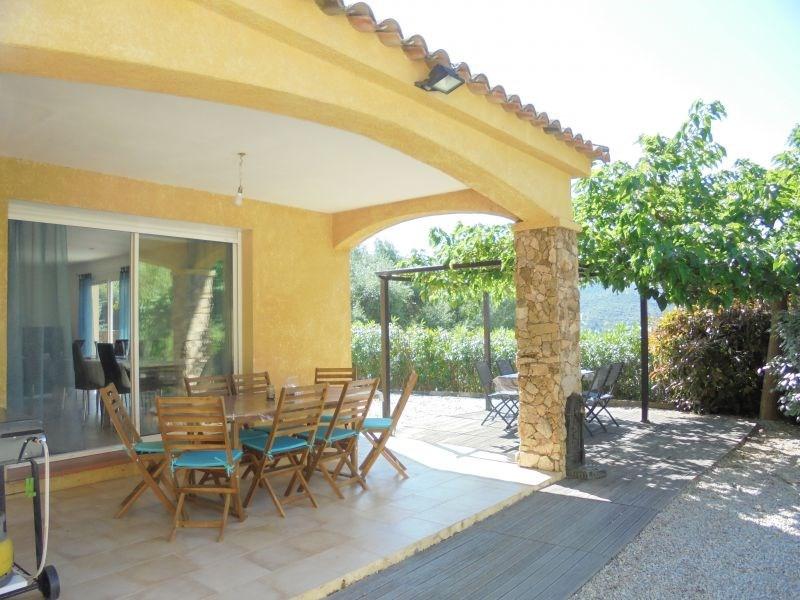 Belle villa F4 avec piscine à seulement 2 mn de la plage d'Agosta