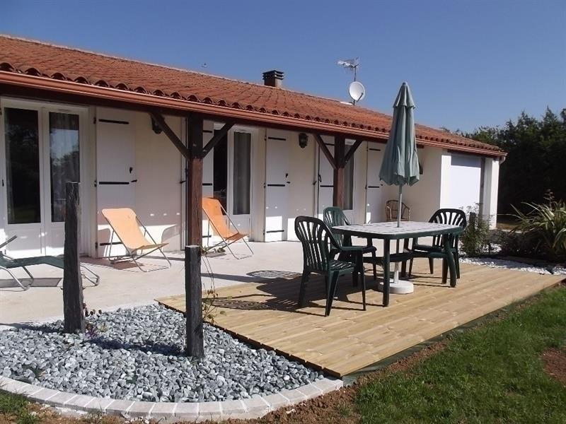 Location vacances La Jonchère -  Maison - 6 personnes - Barbecue - Photo N° 1