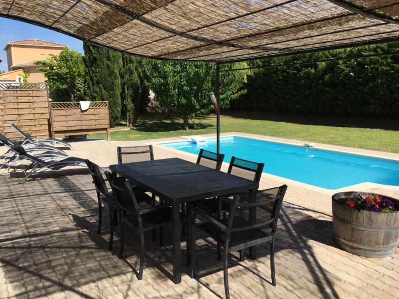 Location vacances Aubignan -  Maison - 8 personnes - Barbecue - Photo N° 1
