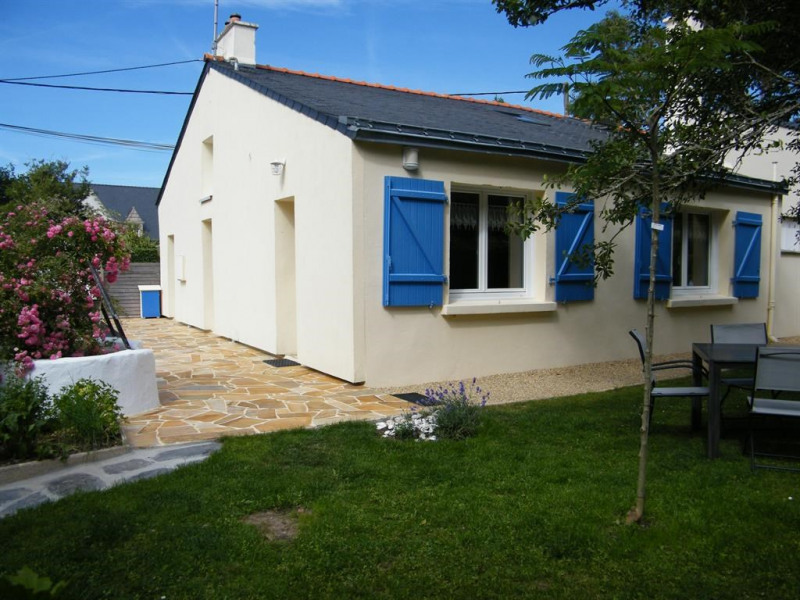 Location vacances Saint-Gildas-de-Rhuys -  Maison - 6 personnes - Barbecue - Photo N° 1