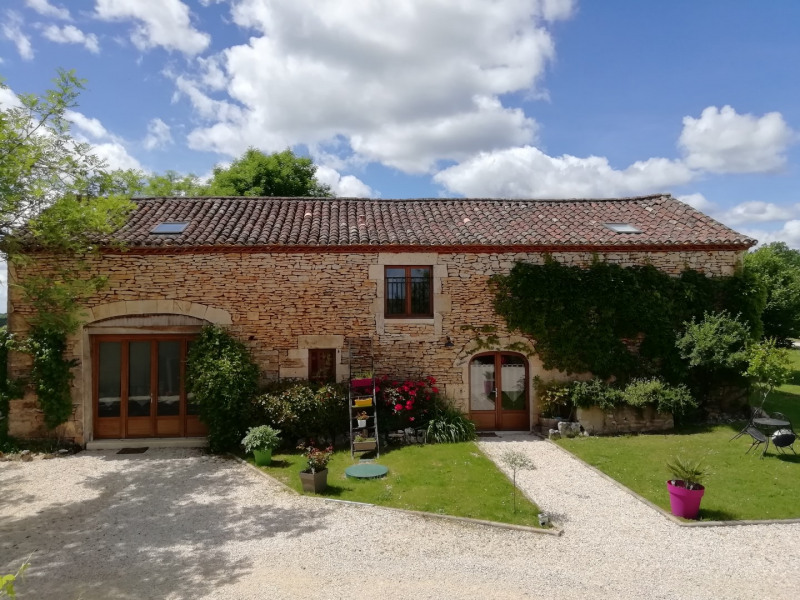 Holiday rentals Cremps - Cottage - 4 persons - BBQ - Photo N° 1
