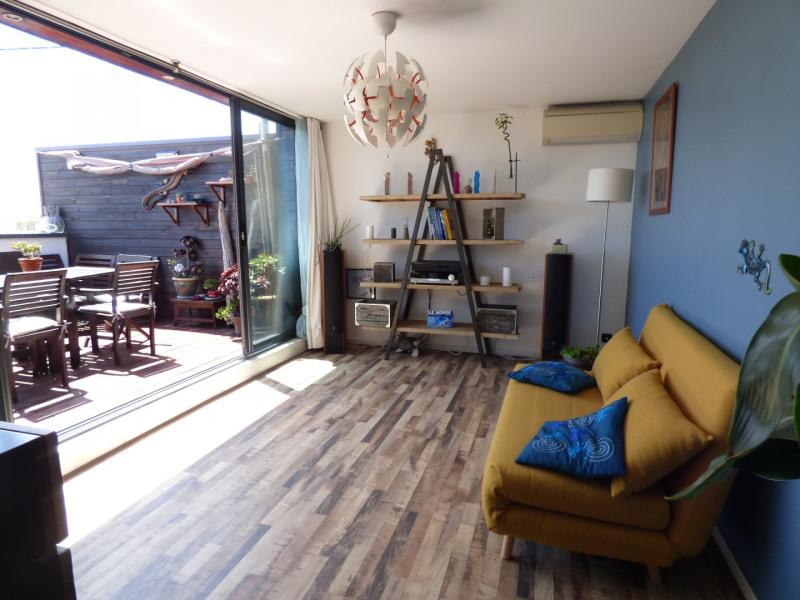 Location vacances Palavas-les-Flots -  Appartement - 6 personnes - Salon de jardin - Photo N° 1