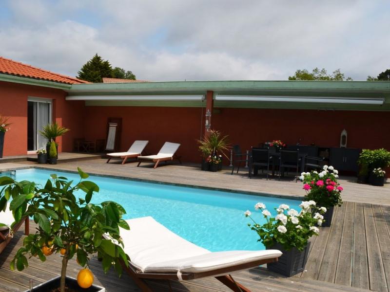 Location vacances Saint-Vincent-de-Tyrosse -  Maison - 8 personnes - Jardin - Photo N° 1