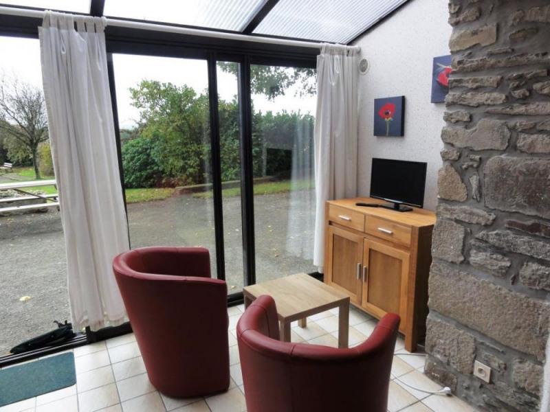 Gîtes de France - Dans une dépendance d'un ancien presbytère comprenant 5 appartements, vous pour...