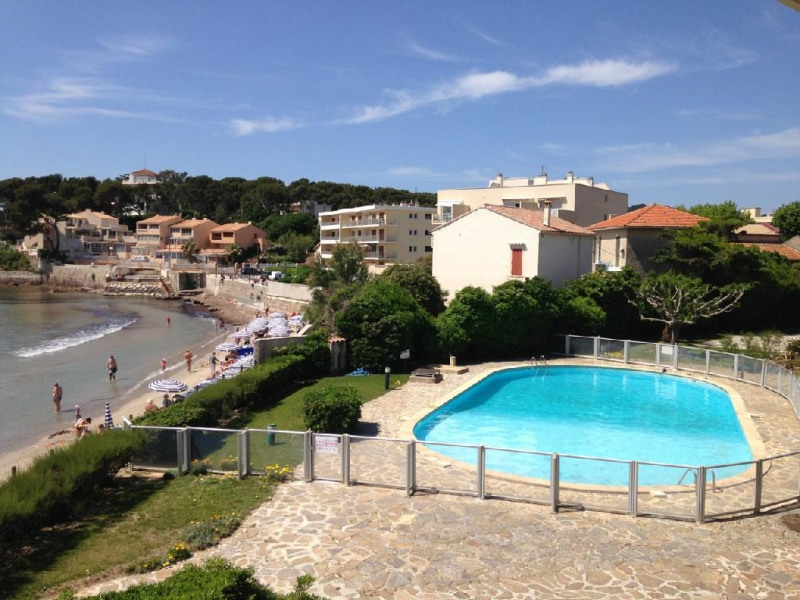 Location vacances La Seyne-sur-Mer -  Appartement - 4 personnes - Télévision - Photo N° 1