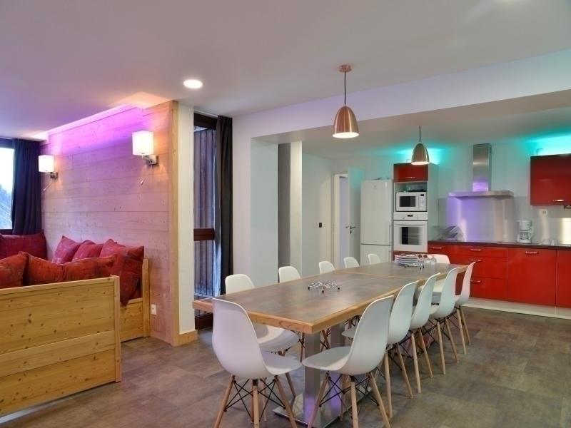 Location vacances Mâcot-la-Plagne -  Appartement - 14 personnes - Télévision - Photo N° 1