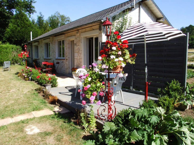 Location vacances Caorches-Saint-Nicolas -  Gite - 6 personnes - Barbecue - Photo N° 1