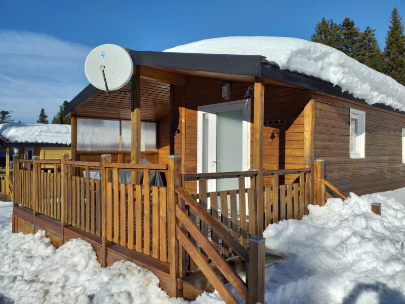Holiday rentals Chamrousse - House - 6 persons - BBQ - Photo N° 1