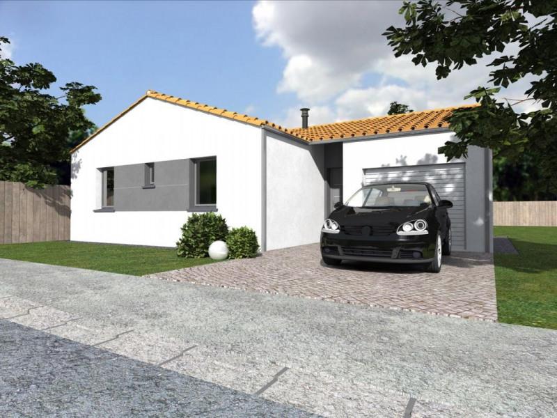 Maison  4 pièces + Terrain 539 m² Le Longeron par Alliance Construction Cholet