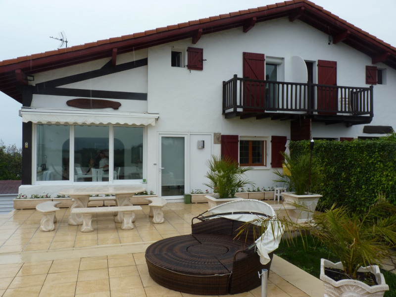 Location vacances Guéthary -  Appartement - 4 personnes - Barbecue - Photo N° 1