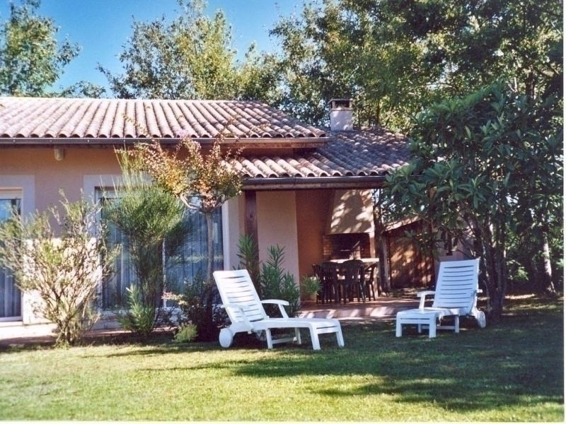 Location vacances Biscarrosse -  Maison - 6 personnes - Barbecue - Photo N° 1