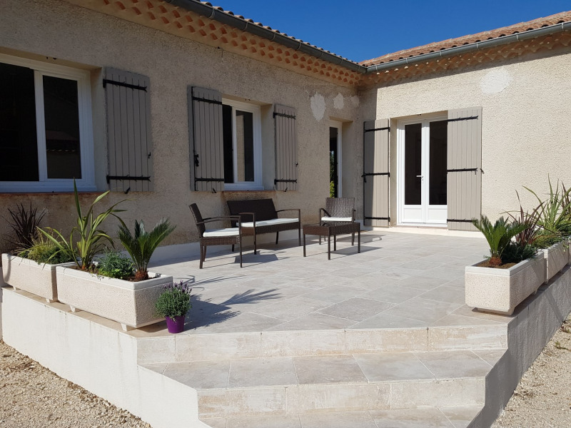 Holiday rentals Malaucène - House - 8 persons - BBQ - Photo N° 1