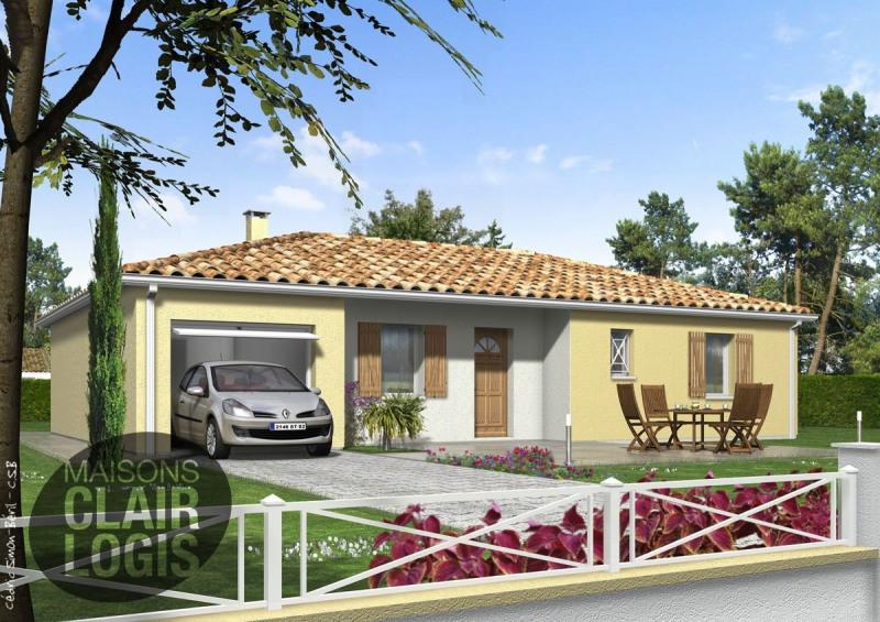 Maison  4 pièces + Terrain 475 m² Grans par MAISONS CLAIR LOGIS CABRIES