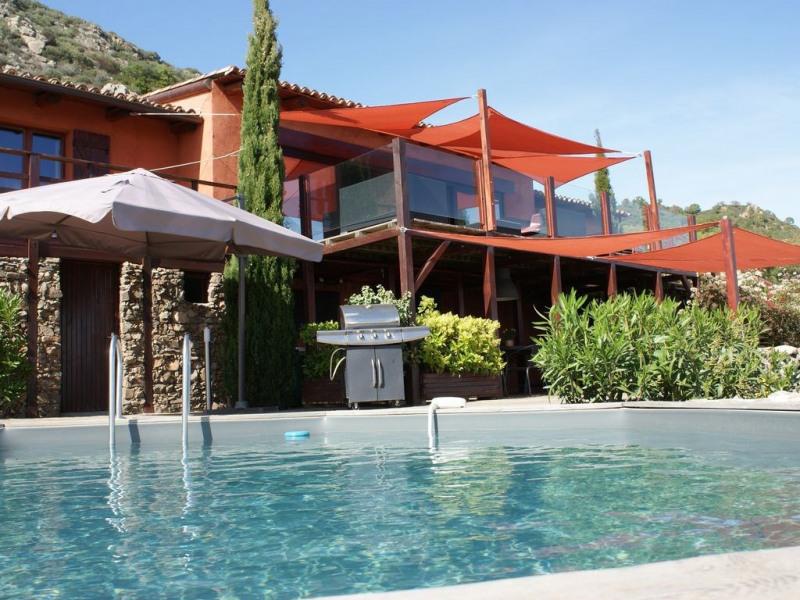 Belle villa de charme vue panoramique mer