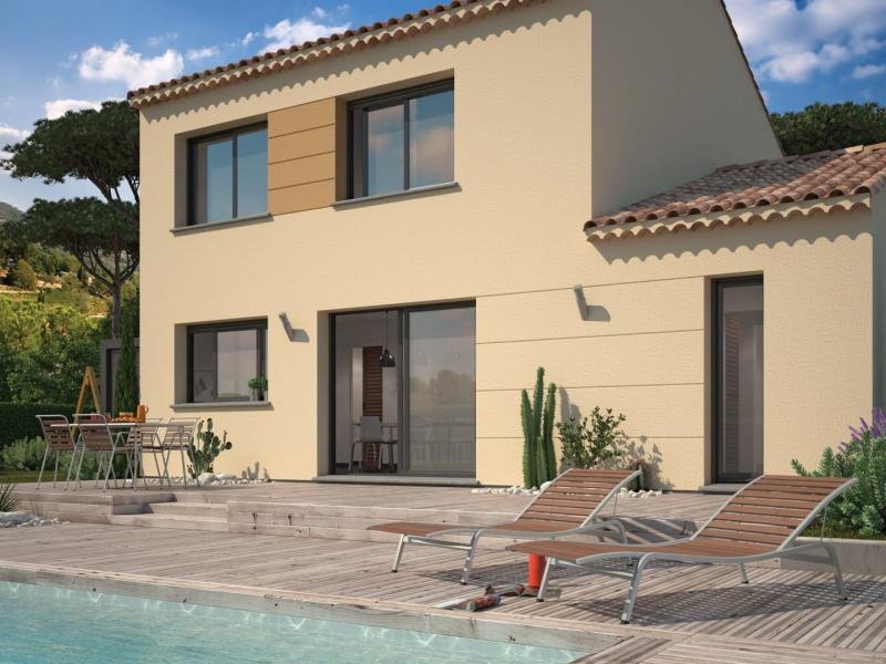Maison  4 pièces + Terrain 1200 m² Grasse par Maison Familiale St Laurent du Var