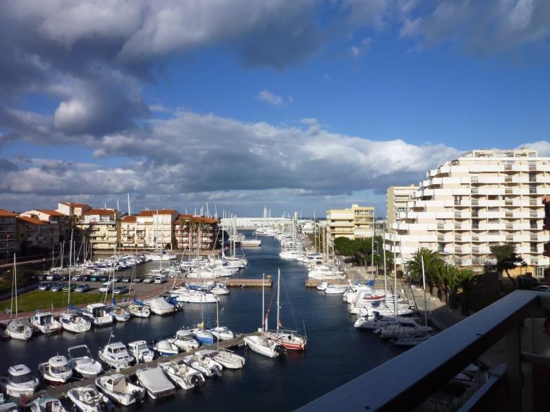 Location vacances Canet-en-Roussillon -  Appartement - 5 personnes - Ascenseur - Photo N° 1