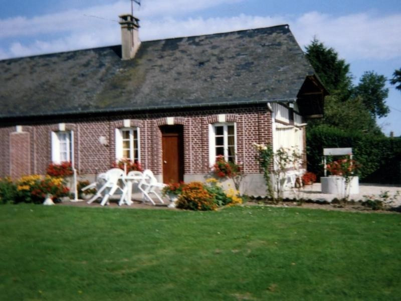 Location vacances Angerville-la-Martel -  Maison - 4 personnes - Barbecue - Photo N° 1