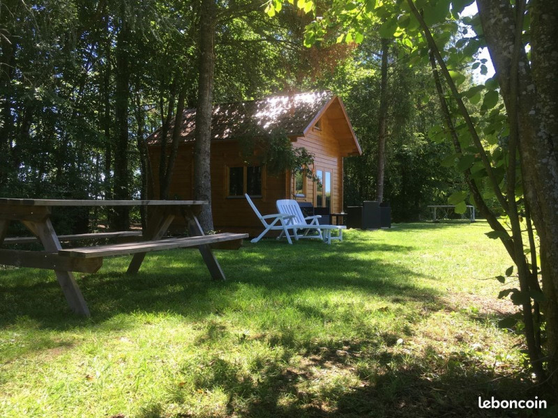 Location vacances Cudot -  Maison - 4 personnes - Barbecue - Photo N° 1