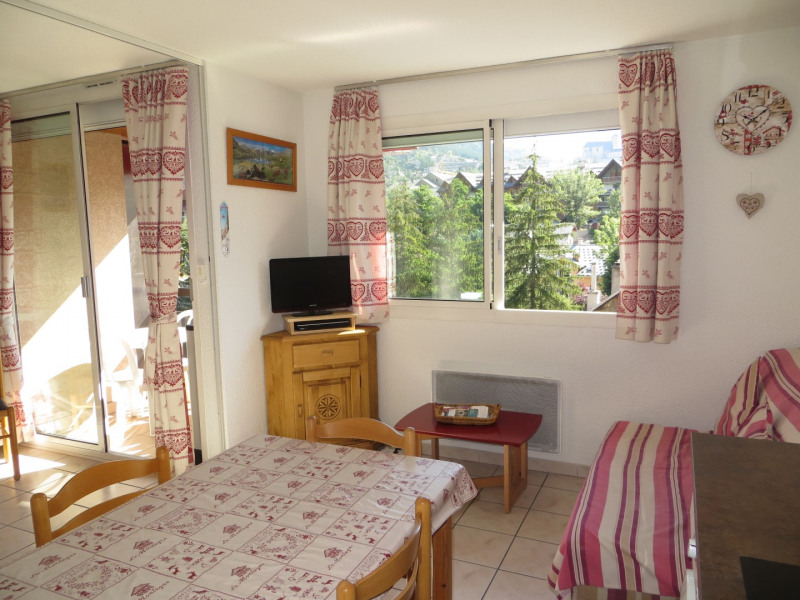 Holiday rentals Briançon - Apartment - 4 persons - Garden furniture - Photo N° 1