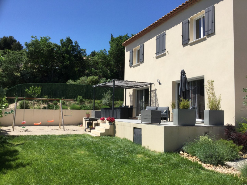 Holiday rentals Caumont-sur-Durance - House - 8 persons - BBQ - Photo N° 1
