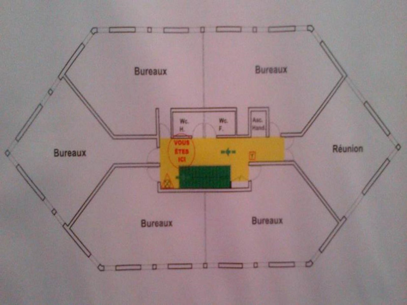 Location bureau montpellier hérault m² u référence n