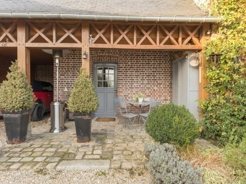 Location vacances Brunville -  Maison - 2 personnes - Barbecue - Photo N° 1