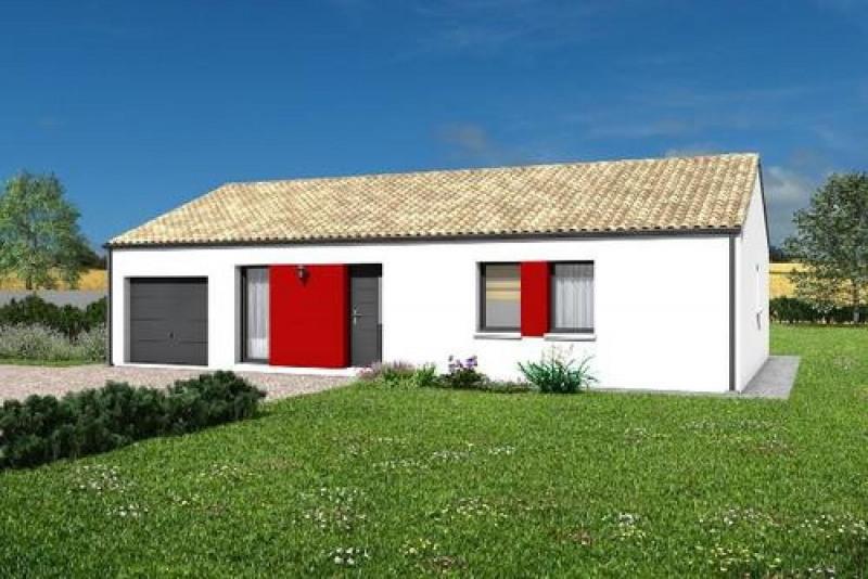 Maison  5 pièces + Terrain 549 m² Saint-Georges-des-Gardes par maisons PRIMEA