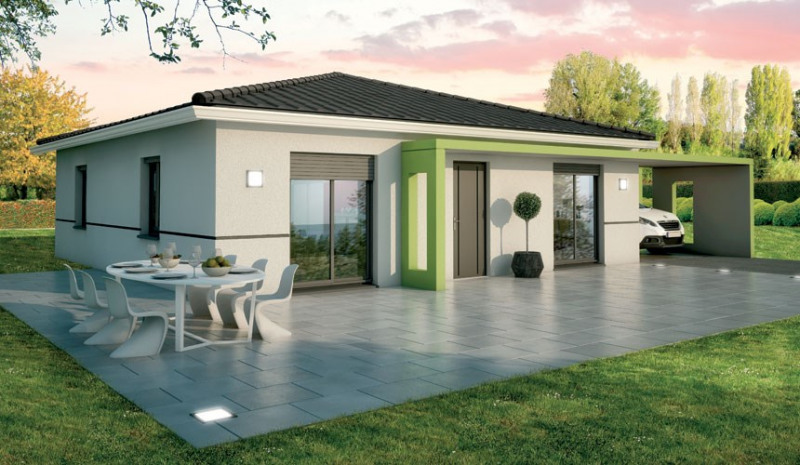 Maison  4 pièces + Terrain 530 m² Roquettes par VILLAS ET MAISONS DE  FRANCE