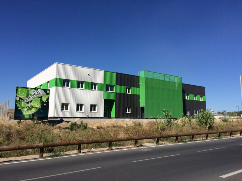 Location Bureau Lavérune
