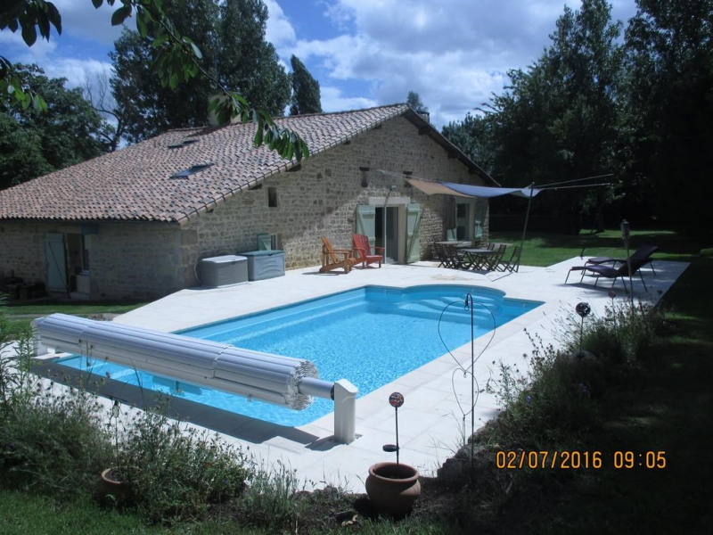 Holiday rentals Beaussais - House - 6 persons - BBQ - Photo N° 1