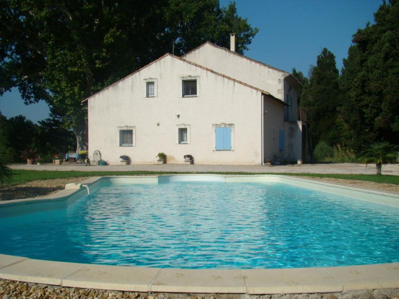 Holiday rentals Saint-Rémy-de-Provence - Apartment - 4 persons - BBQ - Photo N° 1