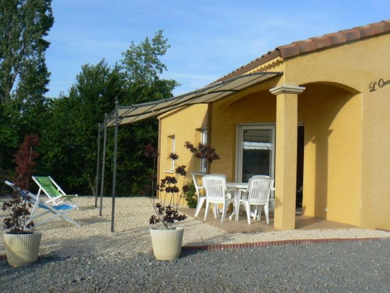 Gîtes de France Les Mas de Galine - L'Oranger